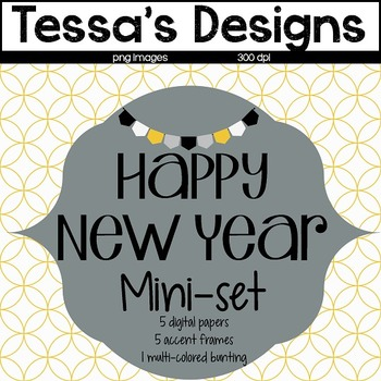 Happy New Year Mini-Set
