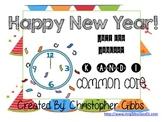 Happy New Year Unit K/1st Grade Aligned