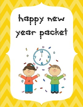 Happy New Year Packet