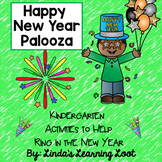 Happy New Year Palooza: Kindergarten Activities to Help Ri