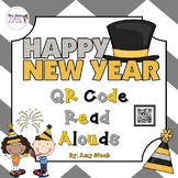 Happy New Year QR Code Read Alouds