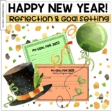 Happy New Year! Reflection & Goal Setting Activities