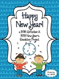 New Year! Reflections & New Year's Resolutions FREEBIE!