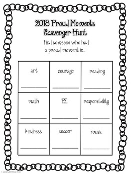 New Year! Reflections & New Year\'s Resolutions FREEBIE! by Lisa ...