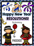 Happy New Year Resolutions For Little Kids