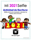 Happy New Year Selfie Activity - Spanish