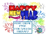 Happy New Year Theme Pack