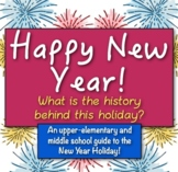 New Years Day Holiday! What's the History to New Years Day? A guide for New Year