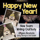 Happy New Year! Writing Craft