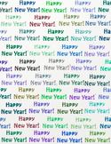 Happy New Year digital Paper..... FREEBIE!