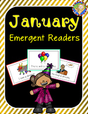 January-New Year's Emergent Readers