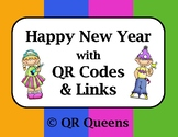 Happy New Year with QR Codes and Links