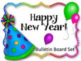 Happy New Year Bulletin Board Ideas 38