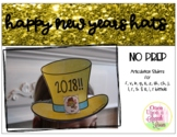Happy New Years Hats: Articulation Sliders