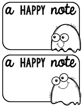 Happy Note