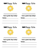Happy Note - Positive Classroom Management