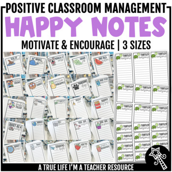 Happy Notes | Positive Notes for Students