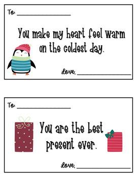 Happy Notes: Winter Edition