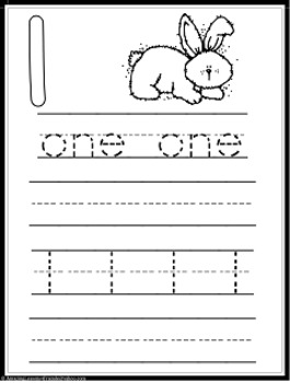 Happy Pets Counting Mats, Tracing and Writing Sheets