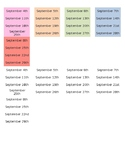 *FREE* Happy Planner Date Stickers