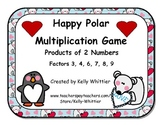Happy Polar Multiplication Game - Harder Facts