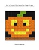 Happy Pumpkin Hundreds Chart Mystery Picture