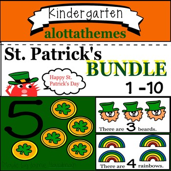 Happy ST. Patrick's Day BUNDLE