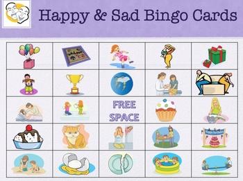 Happy & Sad Feelings - Special Needs Education
