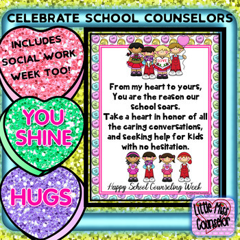 School Counseling Week Poster #7