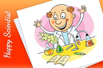 Happy Scientist Has Performed a Successful Experiment in C