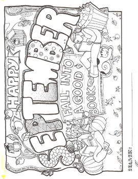 September Coloring Sheets Worksheets & Teaching Resources | TpT