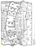 Happy September Coloring Sheet!