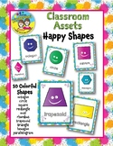 Happy Shape Posters