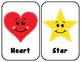 Happy Shapes Flashcards