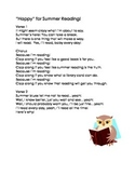 """""""Happy"""" Song for Summer Reading"""