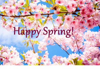 Happy Spring (A SmartBook Read Aloud with Sounds)