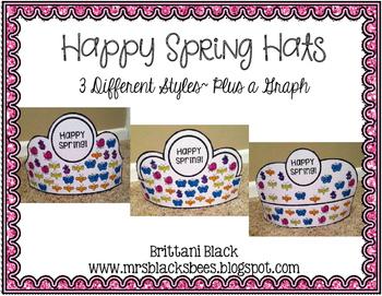 Happy Spring Hats