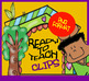 Happy Squares - Cliparts Set - 11 Items