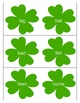 Happy St. Patrick's Day Clifford! Book Packet, Centers, St. Patrick's Day