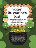 Happy St. Patrick's Day - A Cross-Curricular Pack for the Primary Classroom