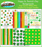 Happy St. Patrick's Day Backgrounds