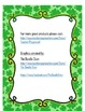 Happy St. Patrick's Day Class Sign (FREEBIE)