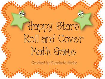 Happy Stars Roll And Cover FREEBIE!