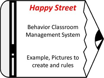 Happy Street - classroom behavior management program