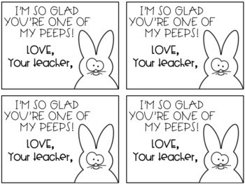 Positive Notes: PEEPS