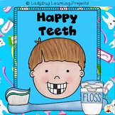 Happy Teeth  (A Sight Word Emergent Reader and Teacher Lap Book)