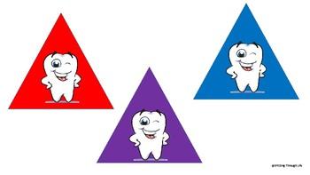 Happy Teeth Color & Shape Match