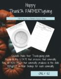 "Happy Thank""A FARMER""sgiving"