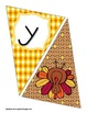Happy Thanksgiving Bunting Banner