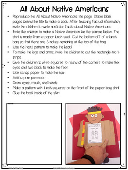 Thanksgiving - Literacy and Math Activities